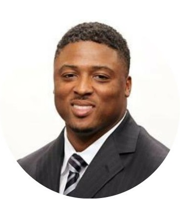 Warrick Dunn headshot