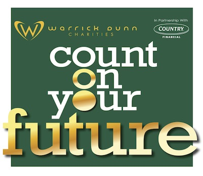 Count on Your Future logo links to Count on Your Future program page