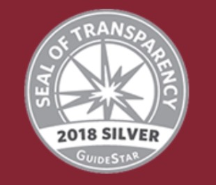 GuideStar Seal of Transparency - 2018 Silver Medal