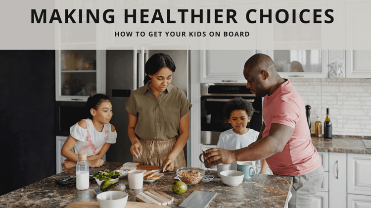 Make Healthier Choices, a Warrick Dunn Charities Vlog