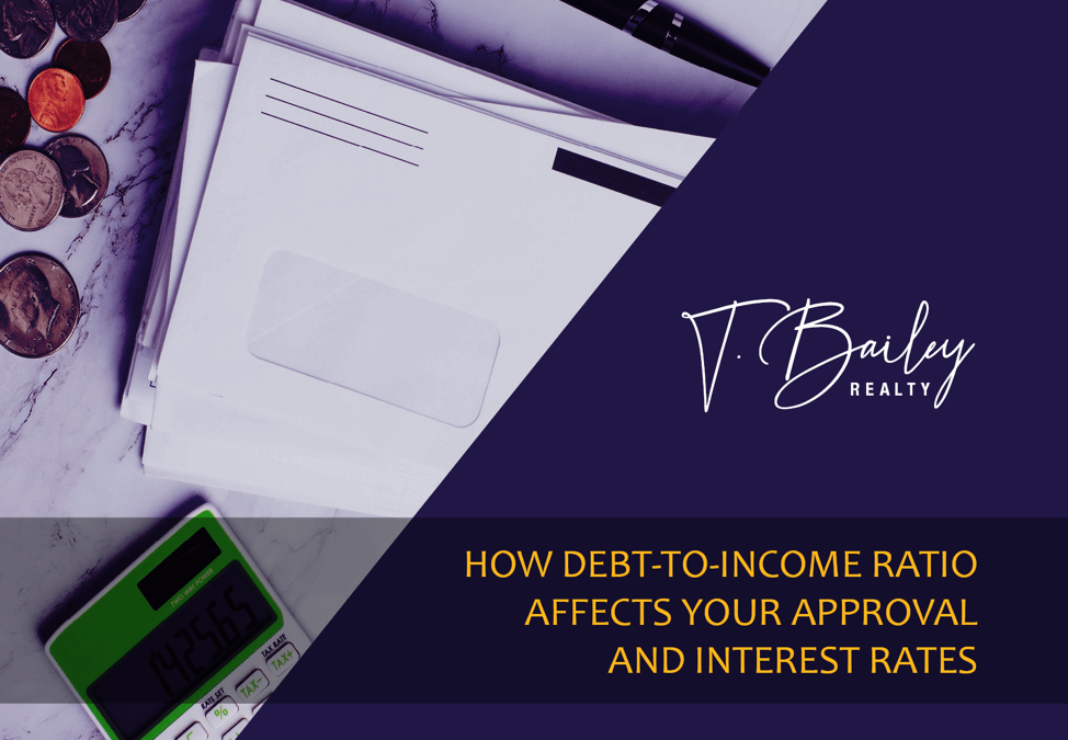 How Debt-to-Income Ratio Affects Your Approval and Interest Rates