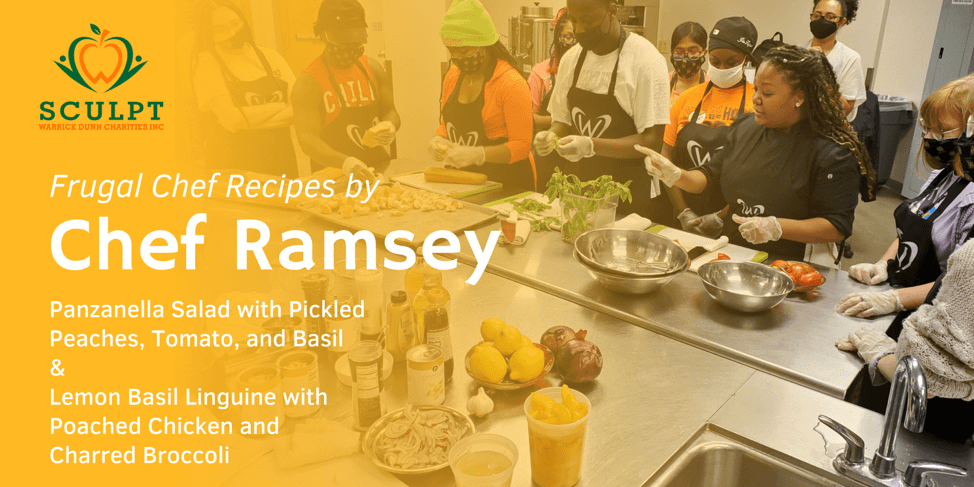 Frugal Chef Recipes By Chef Rachel Ramsey